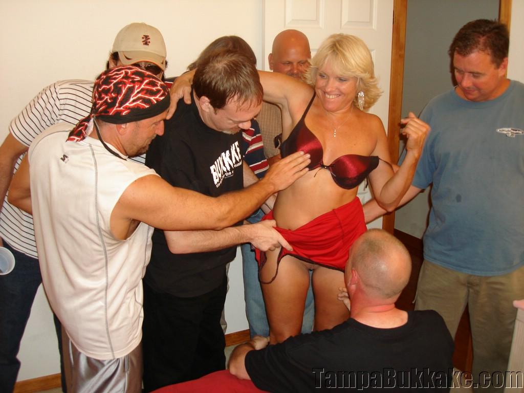 mature bukkake orgy porn pics